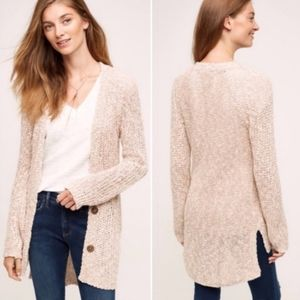 Angel Of The North Mori Knitted Button Cardigan
